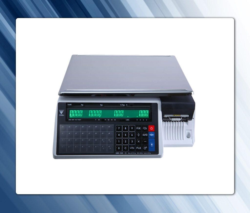 Digi SM-100 CS - waga etykietująca